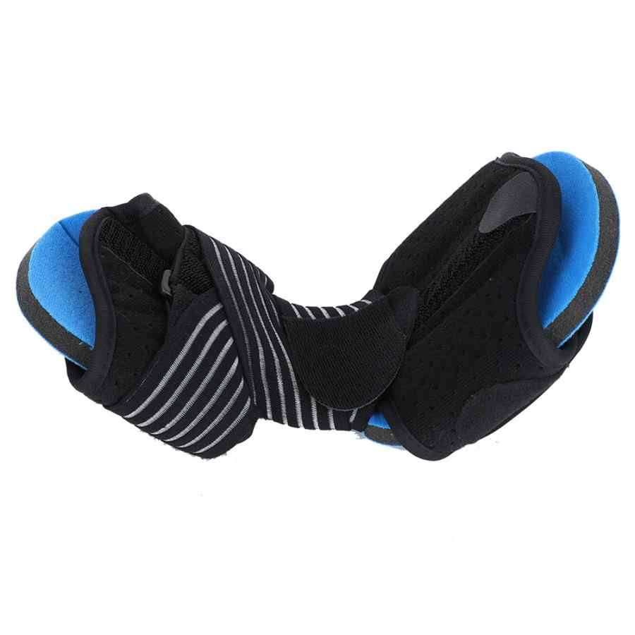 足ナイトスプリント姿勢コレクターアジャスタブルドロップ装具足首姿勢サポート疼痛緩和ブレース足足首インソールツール