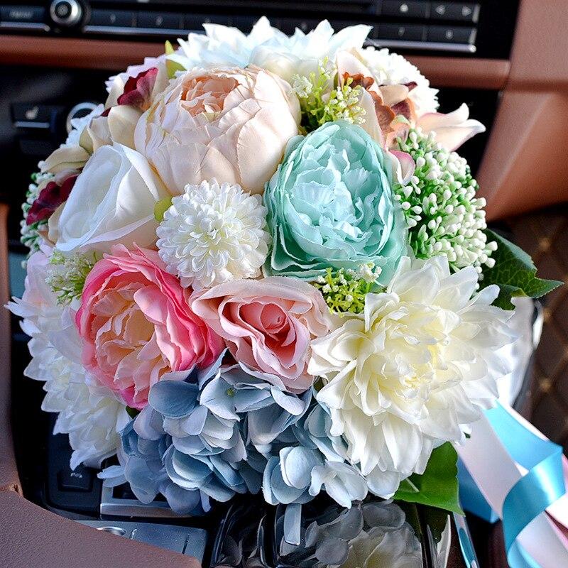 SPR 2 шт./лот 50 см Pomander розовый шар EMS Бесплатная доставка свадебные поцелуи цветы вечерние/украшение дома цветок - 3