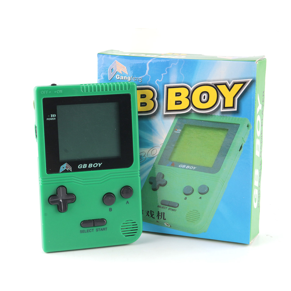 GB Boy Pocket Handheld Game Console Game Player Portable Video Game Console with 2.45 Black and White display screen ...
