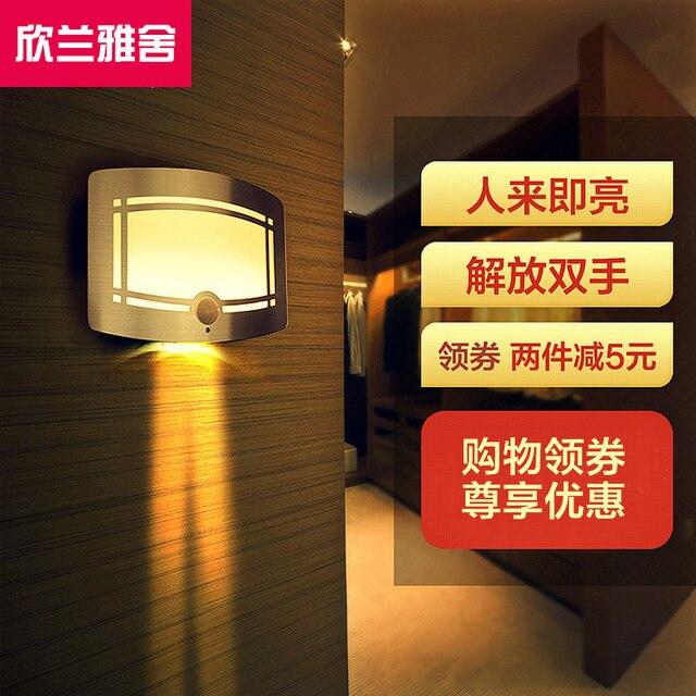 aliexpress koop led energiebesparing nachtlampje lichaam