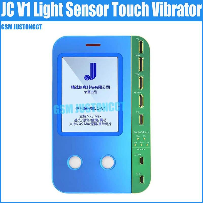 JC V1 Light Sensor Touch Vibrator for For IPhone Xs XsMax X 8Plus 8 7Plus 7  Multi Read Write Data Recovery All In One ProgrammeJC V1 Light Sensor Touch Vibrator for For IPhone Xs XsMax X 8Plus 8 7Plus 7  Multi Read Write Data Recovery All In One Programme