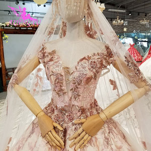 Image 3 - AIJINGYU Modest Bridal Gowns Which Gown Amazings Buy Belgium On Party Suits For The Bride Lace Jackets For Wedding Dresses