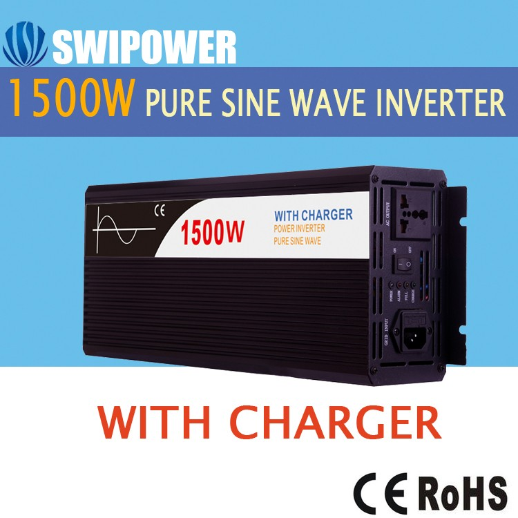 ups 1500W  power inverter DC 12V 24V to AC 220V 230V 240V