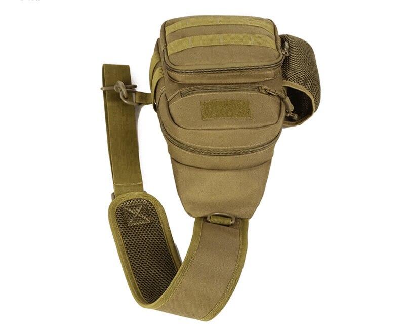 ombro homensageiro sling bolsa pacote Item Comprimento : 32 CM