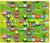200*180*2 de Espessura dupla-face padrão das crianças brinquedos do bebê Jogar tapetes tapetes tapete tapetes de desenvolvimento piso de espuma eva 4 tipos de estilos
