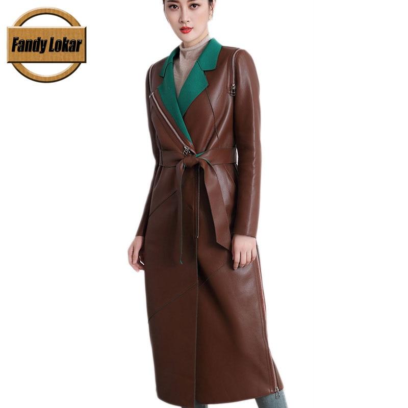 Popular Women Sheepskin Coats Long-Buy Cheap Women Sheepskin Coats