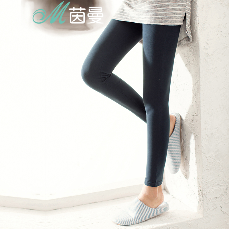 INMAN Show Thin Stretch Tight Pants  Women Wear Thin Trousers Female Trousers Pants Of The Four Seasons