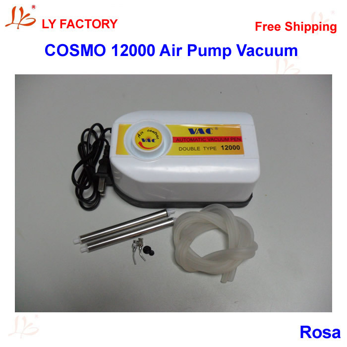 free shipping vac 12000 vacuum suction pump pen for bga repair ic smd pick up COSMO 12000 Air Pump Vacuum Suction Pen IC SMD