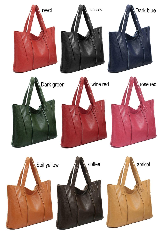 2e96f8bdfa56 Натуральная кожа Сумка винтажная женская сумка из натуральной кожи ...