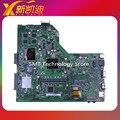 Для asus X54H X54HR Ноутбука материнская плата K54HR REV: 3.0 с I3-2350 процессор HD 74700 mainboard испытанное хорошее!