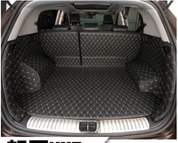 Good Quality Special Trunk Mats For New KIA Sportage 2017 Waterproof Durable Boot Carpets Liner For