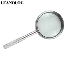 Welding Accesories tools Stainless Steel  Gauge 6x magnifying glass