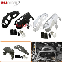 Motorcycle Cylinder Head Guards Protector Cover for BMW R1200GS Adventure ADV 2014 2015 2017 R1200 GS Water Cooled after market