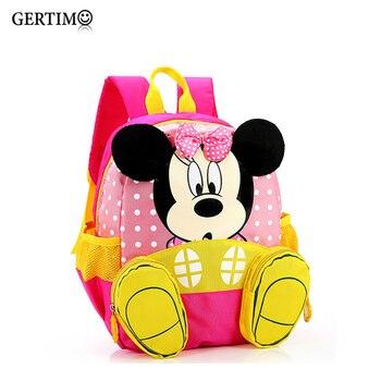 Модные детские школьные сумки с рисунком Минни, Детские рюкзаки Микки, Детский рюкзак для детского сада, Детский Рюкзак Mochila
