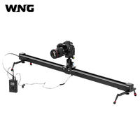 1M 100CM Electronic Control Camera Slider Track Dolly Slider Time Lapse and Video Photography Video DSLR Camera Stabilizer