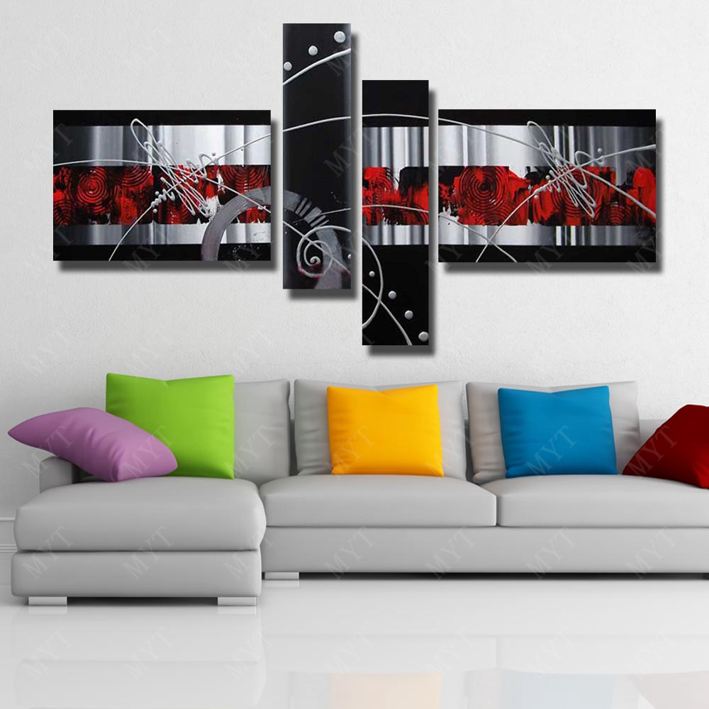 Magnificent Buy Quality Large Canvas Art Cheap Living Room Walldecor Hand Painted Oil Painting Wall Canvas No Framed Fromreliable Wall Buy Quality Large Canvas Art Cheap Living Room