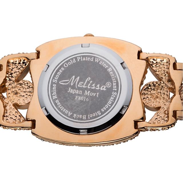 Luxury Designer Jewelry Crystal Watch