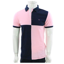 Eden Park Men Summer Brand Short Polos Clothing Famous Camisa Masculina Mens Casual Sportswear Breathable Polo Shirts 6903(China)