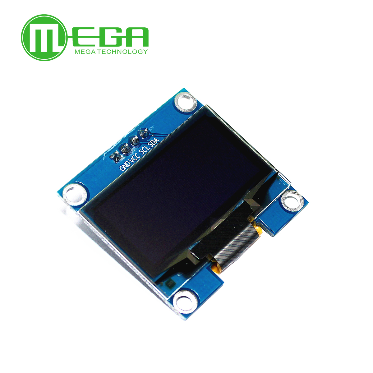 New 5PCS/LOT 1.3 OLED module white color 128X64 1.3 inch OLED LCD LED Display Module For Arduino 1.3 IIC I2C CommunicateNew 5PCS/LOT 1.3 OLED module white color 128X64 1.3 inch OLED LCD LED Display Module For Arduino 1.3 IIC I2C Communicate