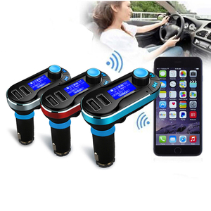 New Bluetooth Handsfree FM Tra