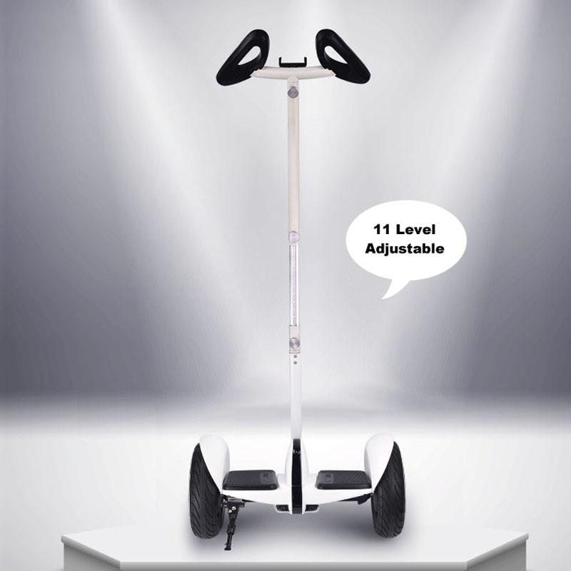 Image 2 - Xiaomi мини скутер ручка регулируемое расширение поручень ручной контроль удлинение подлокотник для Xiaomi Мини колеса Blance скутер-in Детали и аксессуары для скутера from Спорт и развлечения