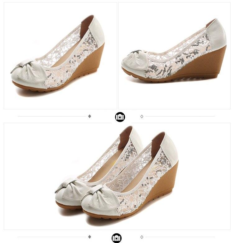 woman sandals genuine leather heels (12)