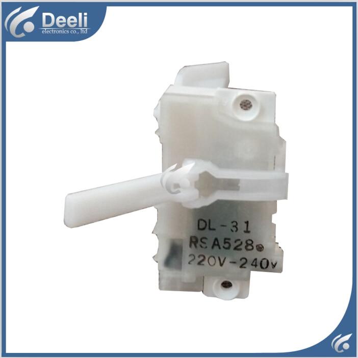 1ppcs 100% new for washing machine Door lock switch DL-31 good working