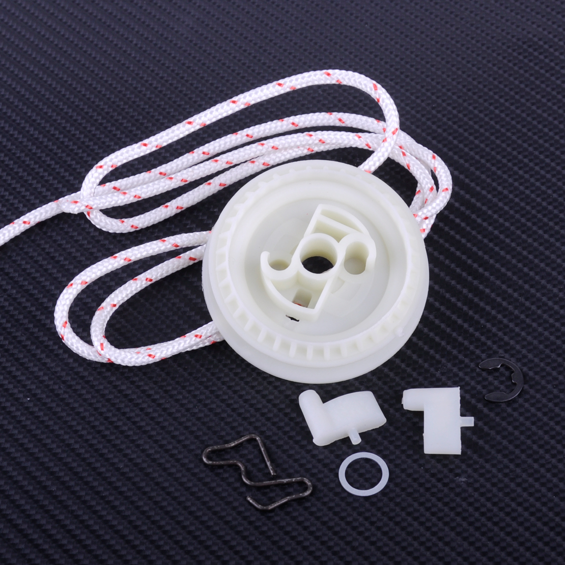 LETAOSK New Recoil Starter Rope Pulley & Pawl Kit Replacement Fit For Stihl 021 023 025 MS210 MS230 MS250