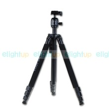 High Quality Aluminum FANCIER FT-6662A Tripod With 6663AH Ball Head Bag Professional Tripod With Ball Head Hot Selling