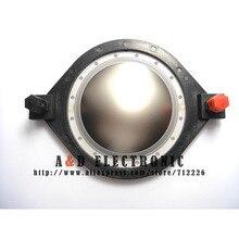 74.46mm RCF N850 diaphragme de remplacement, diaphragme RCF M82 pour conducteur N850 8 ohms CCAR fil plat
