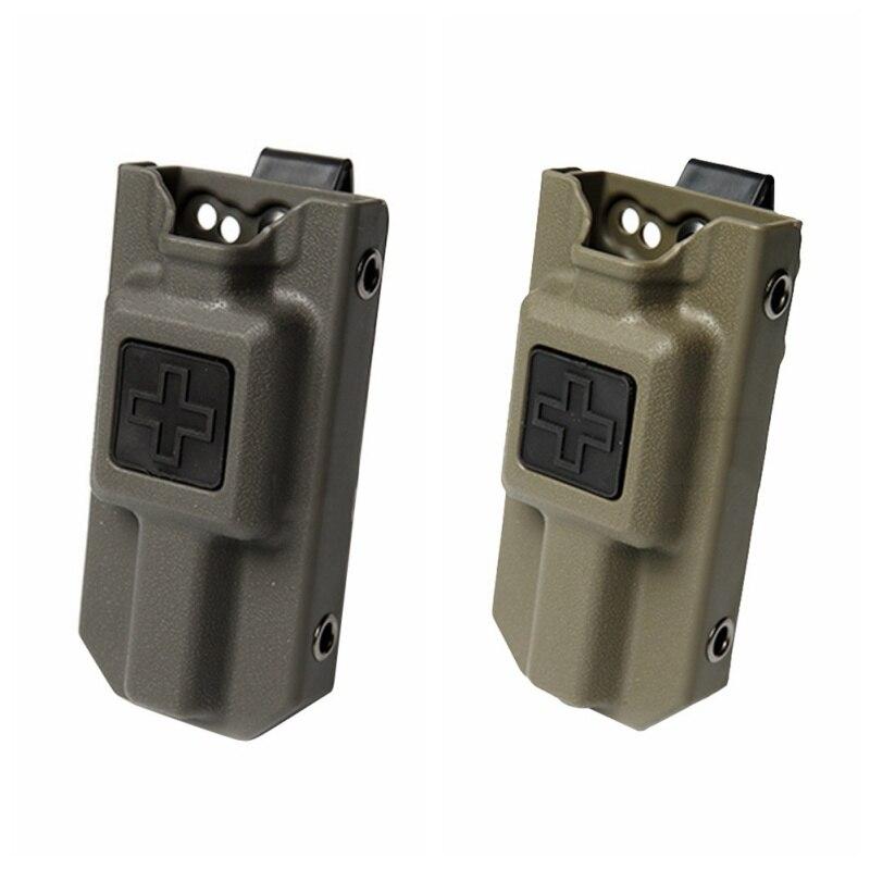 Hunting Application Tourniquet Case Molle EMT Tourniquet Carrier Pouch Storage Bag Box Holder Case for Outdoor Tools ST Баллон для дайвинга