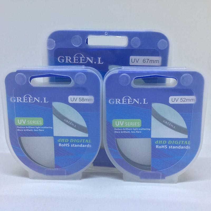 green L UV FILTER