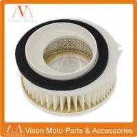 Motorcycle Air Intake Filter Cleaner For YAMAHA XVS650 DRAG XVS650A STAR V STAR USA Custom V