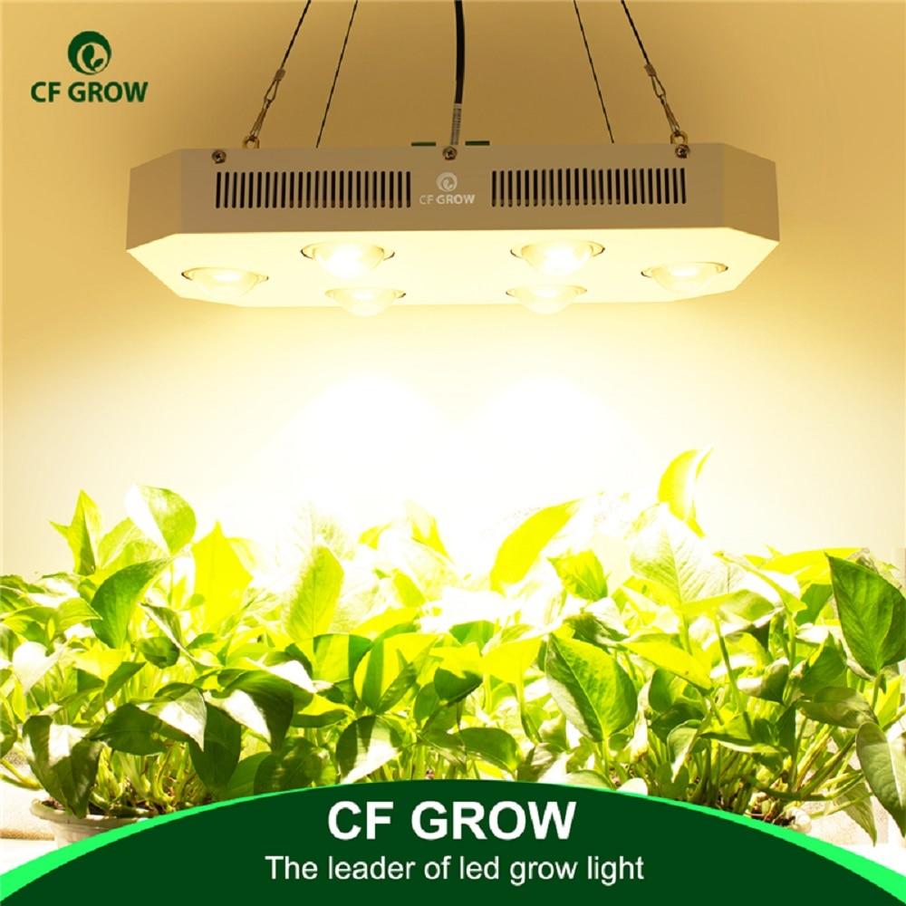 Citoyen 1212 COB LED Élèvent La Lumière Plein Spectre 300 w 600 w 900 w 3500 k 5000 k = HPS lampe croissante de Plantes D'intérieur Veg Fleur Éclairage