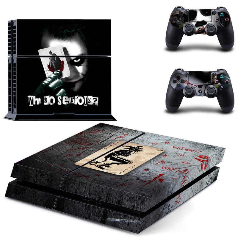 Граффити бомба для PS4 виниловые наклейки на кожу Крышка для PS4 Playstation 4 консоли + 2 джойстик/панель управления игровые аксессуары
