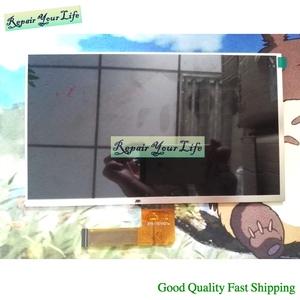 Image 5 - Dobry Tablet LCD XYX 101H21 do Archos 101c 101b Helium AC101CPL zamiennik AL0728A,754XPN101F03001 wyświetlacz LED 232*142mm,30pin