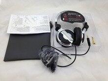 Profesional Monitor de Música Subwoofer de Alta Fidelidad Mejorada Super Bass con Aislamiento de Ruido Auriculares DJ auriculares Para ordenador