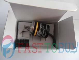 E6A2-CWZ3E Encoder 500P/R 0.5M 5~12VDC New free shipping e6a2 cs5c 60p r rotary encoder new e6a2cs5c 60p r inc 12 24vdc open a phase e6a2 cs5c 60p r