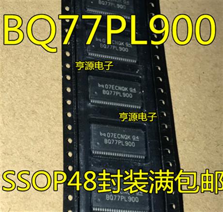 1pcs/lot BQ77PL900DLR BQ77PL900DL BQ77PL900 SSOP-48