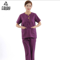 Women Uniform Medicos Medical Uniforms Women Surgical Gown Hospital Nurse Uniform Scrubs Doctor Clothing Beauty Salon Workwear