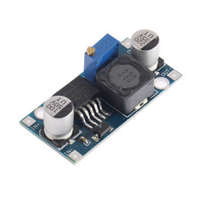 1pc Small LM2596 power supply module DC/DC BUCK 3A adjustable buck regulator ultra LM2596S 24V switch 12V 5V 3V