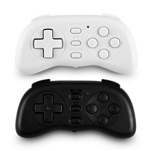 Draagbare Draadloze Bluetooth Game Controller Mini Gamepad Handvat Voor Ios/Android/ Windows
