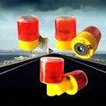 Мигающий светодиодный светильник на солнечных батареях  умное управление светом  предупреждающие лампы  дорожное строительство  аварийное...