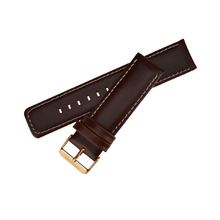 Genuine Leather Bracelet strap watchband 22mm accessories wrist watch band soft and comfortable