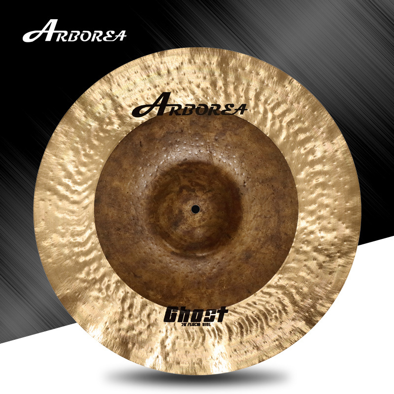 Arborea Ghost 20 RIDE ,professional B20 drum cymbal arborea ghost cymbal set on sale