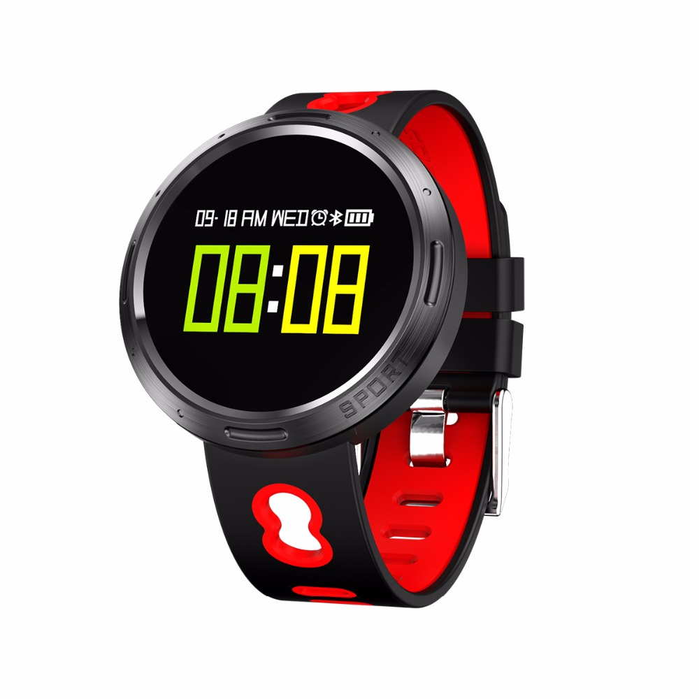 X9-VO Anti-lost Smartband IP68 Waterproof Blood Pressure Oxygen Heart Rate Miontor Wristband 0.95 Inch OLED Color Screen