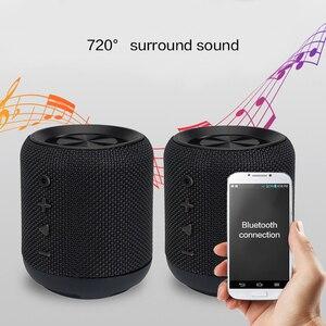 Image 3 - Orador portátil mini à prova dtwágua bluetooth alto falante de áudio portátil tws 2019 casa e ao ar livre nova edição