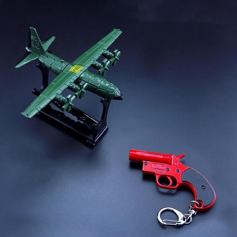 Aircraft Airdrop Box Keychain (11)