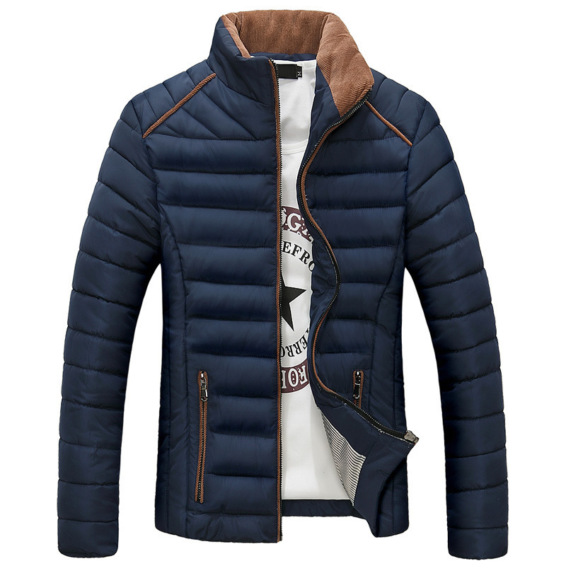 Men Jacket Winter - Coat Nj