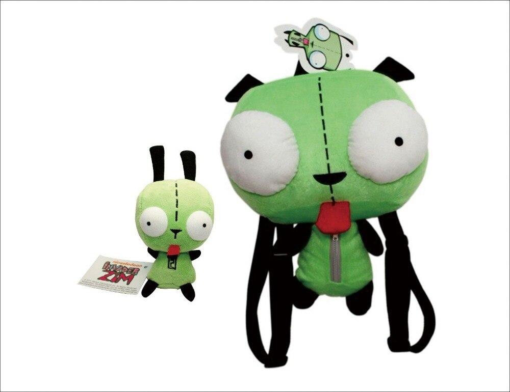 Nouveau Alien Invader Zim 3D Eyes Robot Gir 5.5
